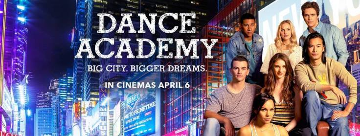 Dance Academy Movie 4
