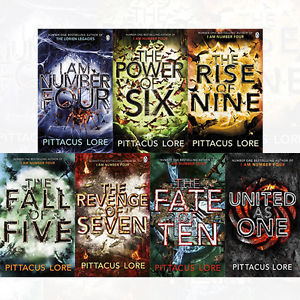 The Lorien Legacies