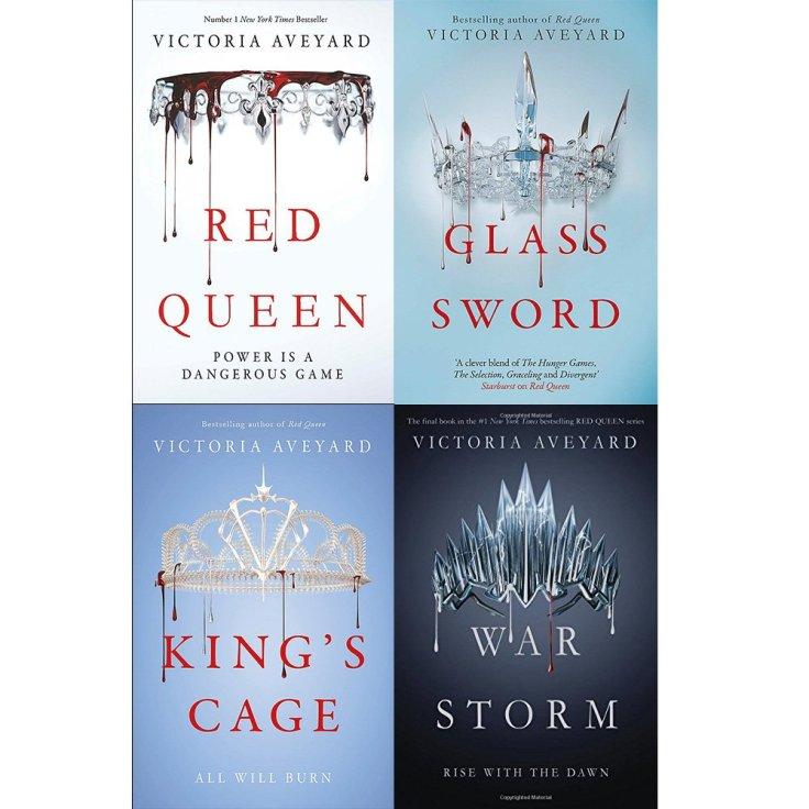 Red Queen Series